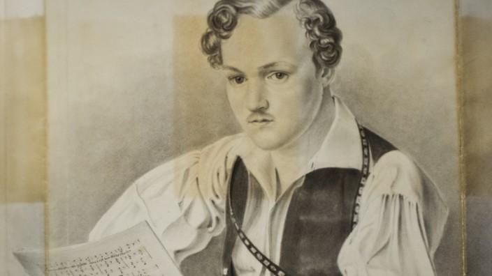 Georg Büchner Porträt Germanistik Literatur