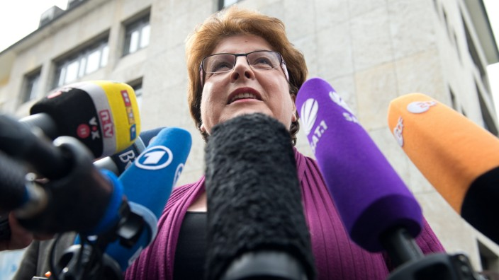 Barbara Stamm, CSU, Landtag Bayern