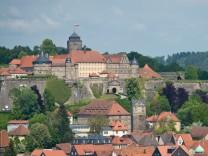 Ausstellung 'Festungen - Frankens Bollwerke'