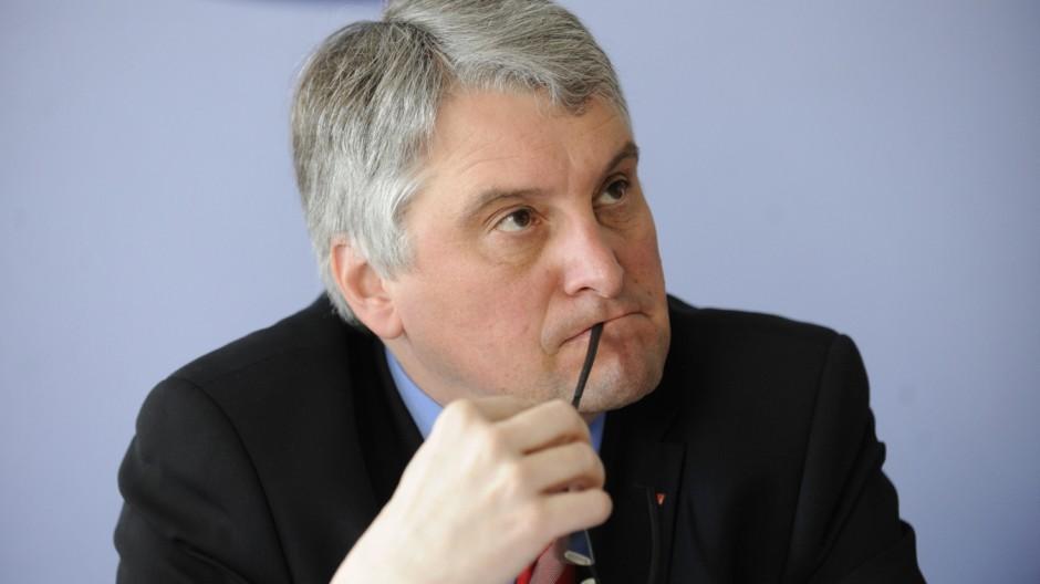 Harald Güller darf wahrscheinlich wieder für den Landtag kandidieren.
