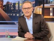 Reinhold Beckmann talkt nicht mehr