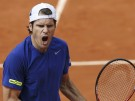 Tommy Haas besiegte Guillaume Rufin