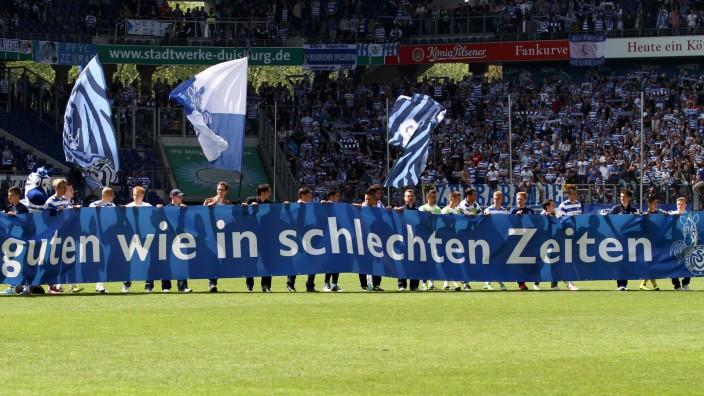 MSV Duisburg - SC Paderborn 07 3:2