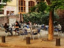 Barcelona Spotted by Locals Städtereise Städtetipps Reisetipps Placa dels Traginers