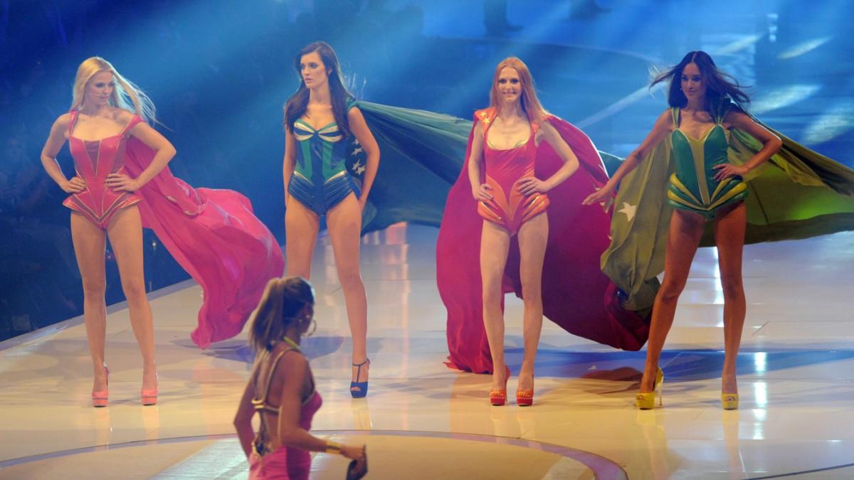 Germanys next topmodel sabrina nackt