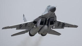 MiG-29-Kampfjet