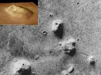 Das Mars-Gesicht