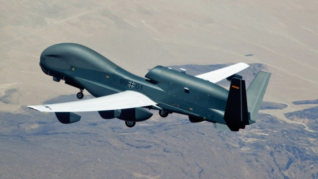 Euro Hawk Puts German Defense Minister Under Pressure