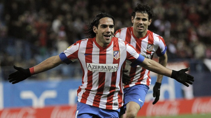 AS Monaco announces the signing of Falcao on a five-year contract