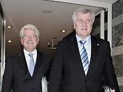Zeil, Seehofer, FDP, CSU, dpa
