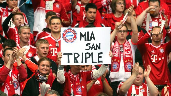Ursprung Des Fc Bayern Mottos Woher Das Mia San Mia Stammt