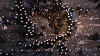 Blockupy-Proteste in Frankfurt am Main