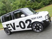 Nissans Elektroautos