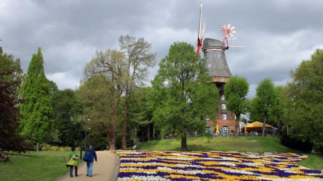Grüner wird's nicht - Bremen als Stadt der Parks entdecken