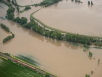 Hochwasser Thüringen Jena