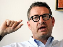 Kai Diekmann Bild Chefredakteur Axel Springer