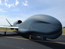 Drohne 'Euro Hawk' de Maizière