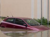 Hochwasser in Thüringen