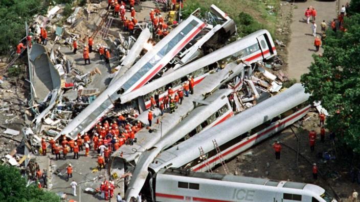 Bahn will sich nach Eschede-Katastrophe entschuldigen