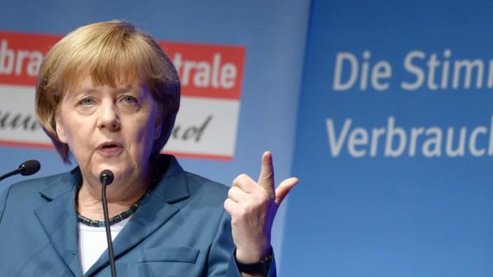 Deutscher Verbrauchertag der Verbraucherzentrale