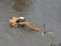 Hochwasser Sachsen - Leisnig