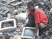 Ghana, Computerschrott, mbi