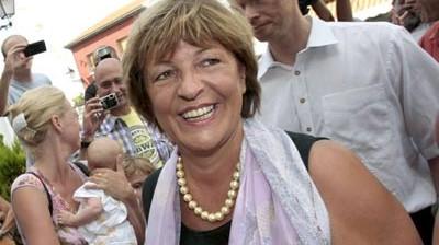 Ulla Schmidt Dienstwagen-Streit