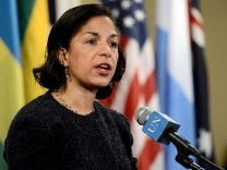 Susan Rice, Barack Obama, Sicherheitsberaterin