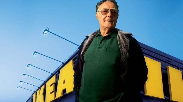 Ikea Gründer Ingvar Kamprad Mit 91 Jahren Gestorben Wirtschaft