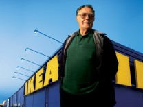 Ikea Gründer Ingvar Kamprad