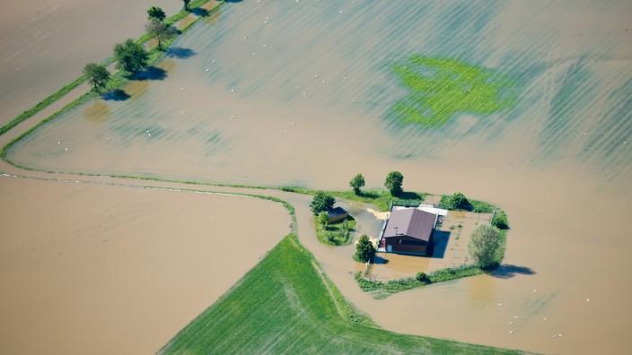 Hochwasser Bayern Bauern Landwirtschaft