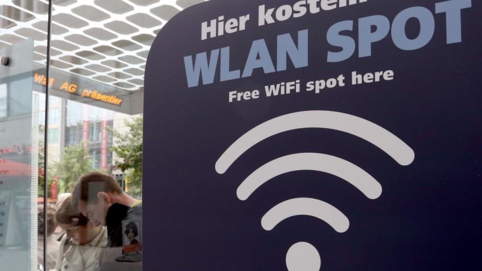 München freies WLAN
