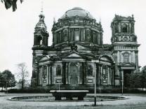 Berliner Dom auf der Museumsinsel in Berlin Restaurierung Einweihung Wiedereinweihung