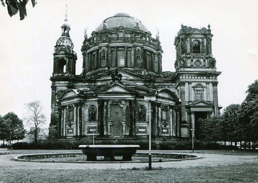 Berliner Dom Wiederaufbau Gegen Widerstände Reise Süddeutschede