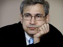 Nobelpreisträger Orhan Pamuk
