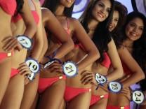 Bikini-Verbot bei Miss-World-Wahl in Indonesien