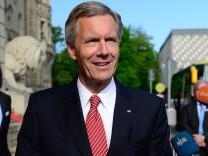 Christian Wulff Prozess Korruptionsvorwürfe Anwälte