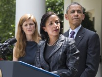Obama Announces Rice as New National Security Advisor and Power a