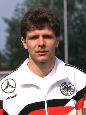 Fussball Wm 1990 Andreas Moller War 1990 Noch Fussball
