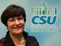 Christa Stewens, CSU-Fraktionsvorsitzende