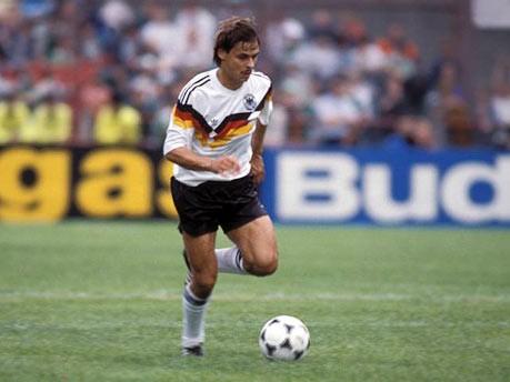 Fussball Wm 1990 Im Weltmeisterschaftsjahr 1990 Kam Olaf
