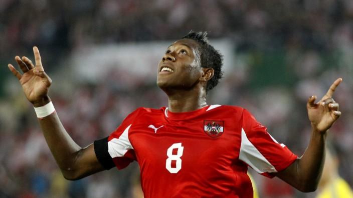 David Alaba lässt Österreich von der ersten WM-Teilnahme seit 1998 träumen