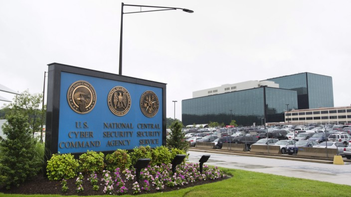 NSA taps into user data