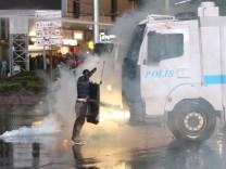 TURKEY-POLITICS-UNREST-DEMONSTRATION