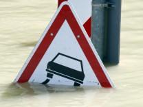 Hochwasser Überschwemmungen Klimawandel