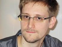 NSA-Whistleblower Edward Snowden