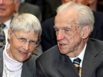Walter und Inge Jens 2007