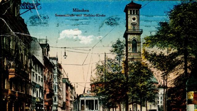 Matthäuskirche Matthäuskirche im Nationalsozialismus