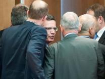 Verteidigungsausschuss - Sondersitzung