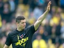 Robert Lewandowski BVB Borussia Dortmund